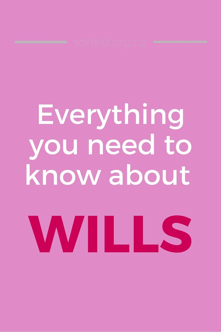 Why do you need a will? Read on to learn everything you need to know about making and keeping a will, no matter what your age or situation.