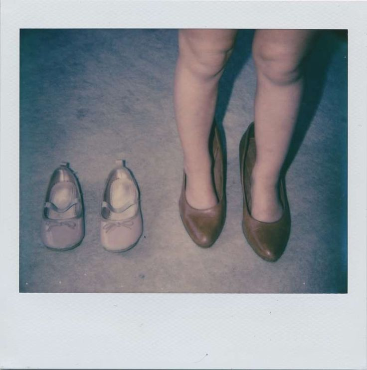 How I Wonder What You Are: Polaroid Photography by Kasper Kruse