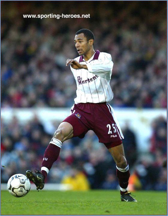 Edouard CISSE West Ham United