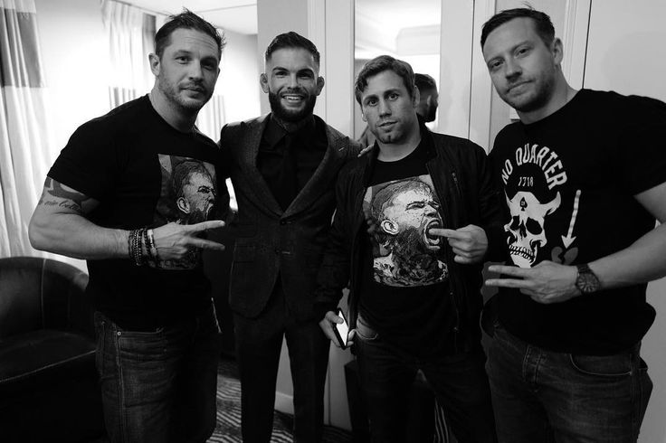 """83.6k Likes, 750 Comments - Cody Garbrandt (@cody_nolove) on Instagram: """"Hanging with the boyzzz! 📸: @gregwilliamsphotography"""""""