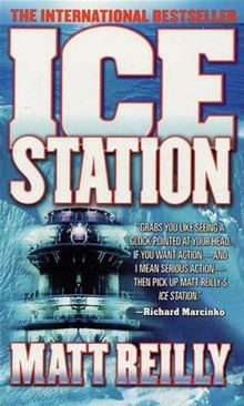 Ice Station by Matthew Reilly. Buy this eBook on #Kobo: http://www.kobobooks.com/ebook/Ice-Station/book-9svuKLoUI0SipRt1sy72sA/page1.html