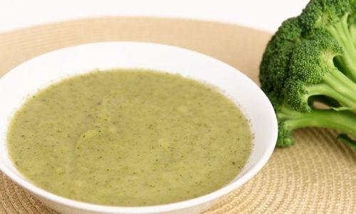 Light Cream of Broccoli Soup Recipe| Laura in the Kitchen