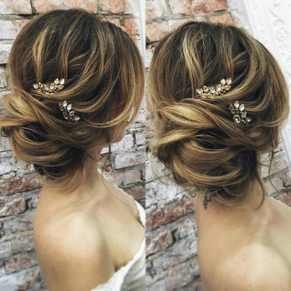 476 best Bridal Hairstyles & Wedding Hair images on Pinterest