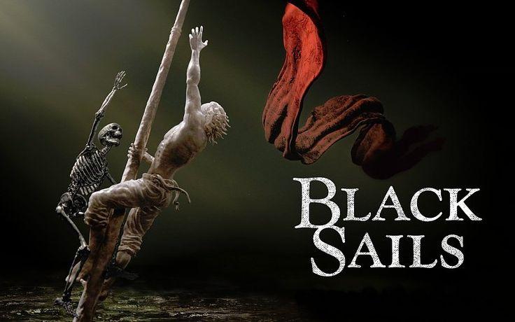 Black Sails Season 2 TV Poster Wallpaper