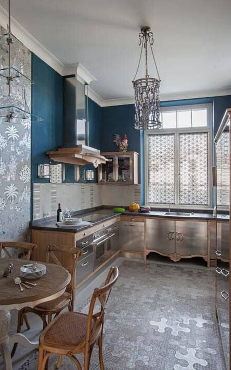 35 Eclectic Style Kitchen Ideas Photos In 2020 Eclectic