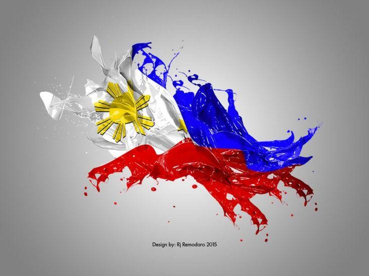 Philippine flag design