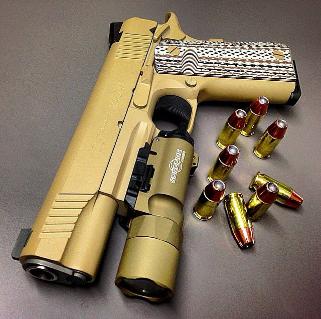 Colt USMC M45A1 CQB