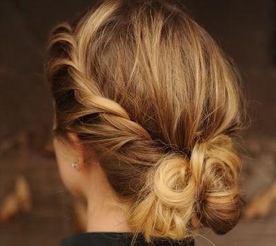 The HairQueen, uw professionele kapster aan huis!: Trendy en stijlvolle kerstkapsels!!