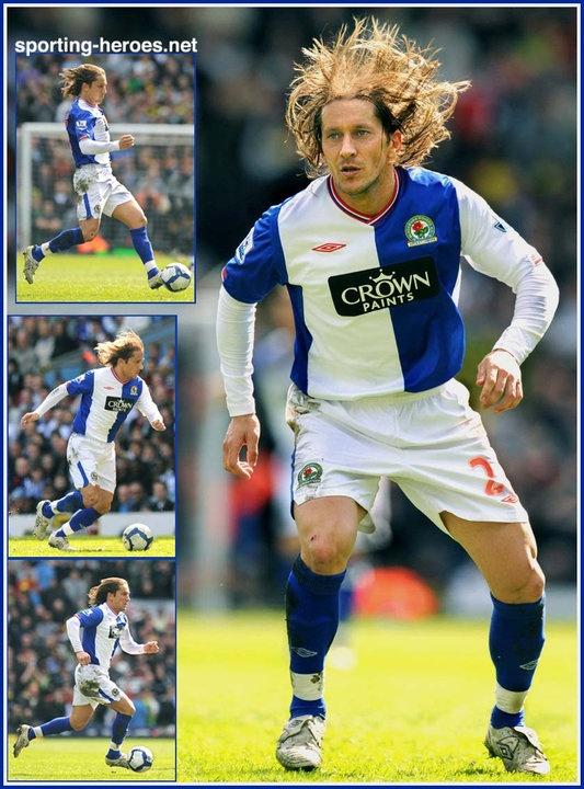 Michel SALGADO Blackburn Rovers