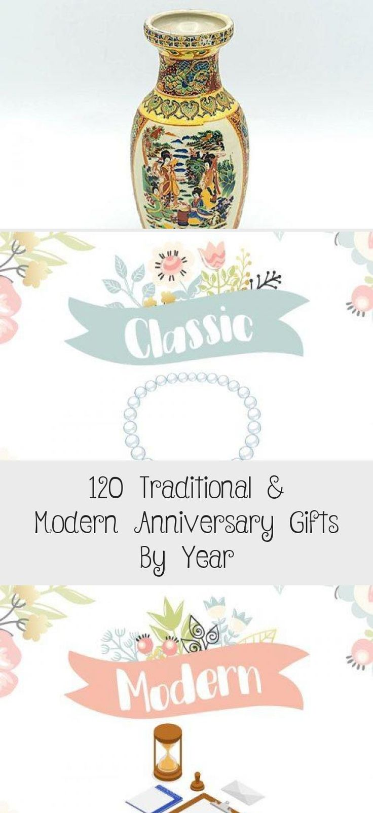 Traditional And Modern Anniversary Gifts By Year ︎ Wedding