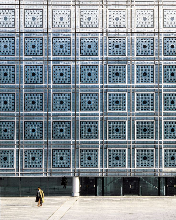84 Best Images About Architecture On Pinterest: Square Grid Facade Images On