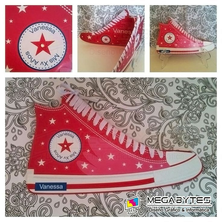 Converse #girls #converse #invitacion