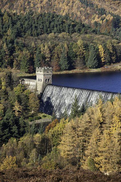 Howden dam - Derbyshire