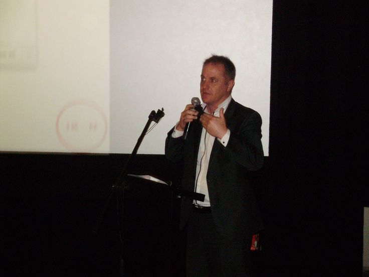Presenting at the Newmarket 'Doing Business Online' Seminar.....
