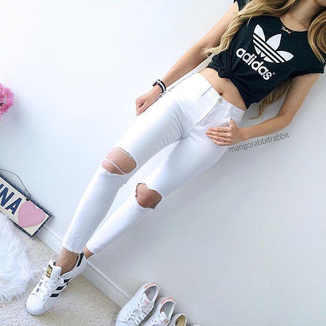 outfit precioso addidas