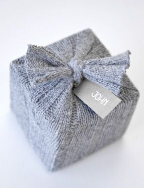 Kleider machen Geschenke