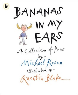 Kids Book Review: Review: Bananas in My Ears: A Collection of Poems