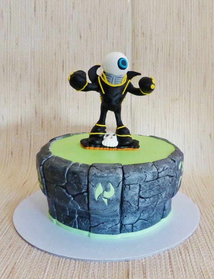 11 best Skylanders Cake Ideas images on Pinterest Cake ideas