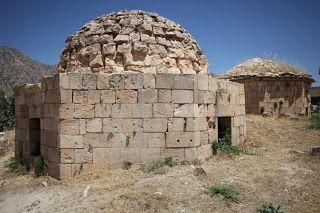 ANCIENT TOMBS IN AMADIYA