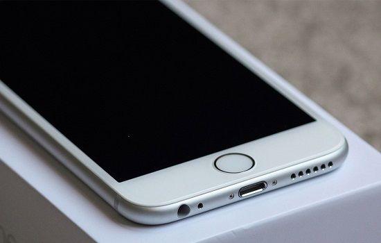Foto opgedoken van iPhone 7-accu