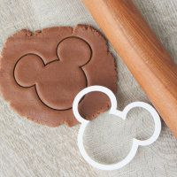 "Cookie cutter ""Mickey Mouse"""