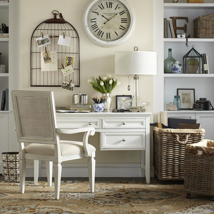 Traditional Office Design Photo By Wayfair