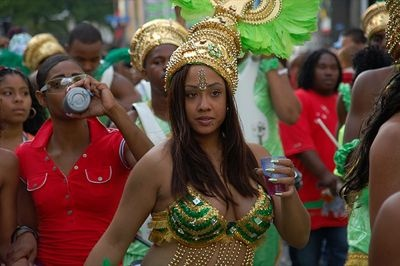 Rotterdam Summer Carnaval, Rotterdam, Netherlands