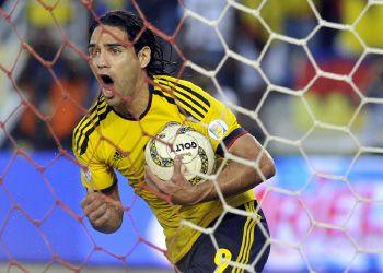 Selección #Colombia en #Brasil2014 - Falcao