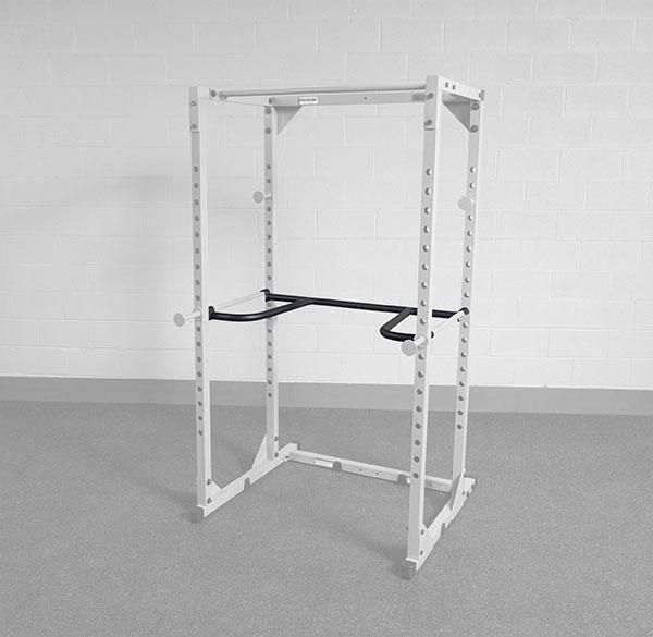 DR100 Power Rack Dip Attachment - DR100    Transform your PPR200 or BFPR100r Power Rack into a powerful dip station with this easy-to-use, easy-to-install attachment.