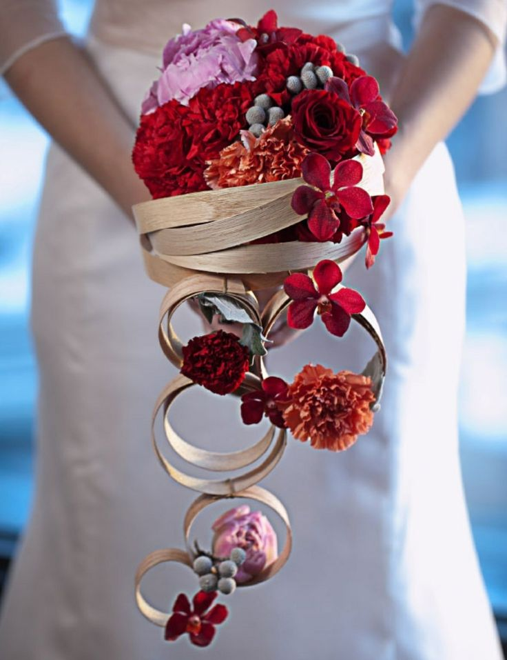 Circles bouquet