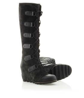 Sorel Winter Wedge Boots. <3