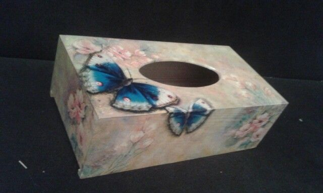 Chustecznik motyl