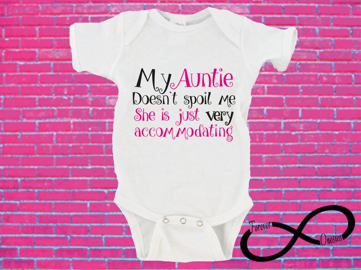 25 Best Aunt Quotes On Pinterest: Best 25+ Aunt Onesie Ideas On Pinterest
