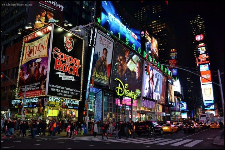 Travel Tip: Where to Get Cheap Broadway Tickets in New York City