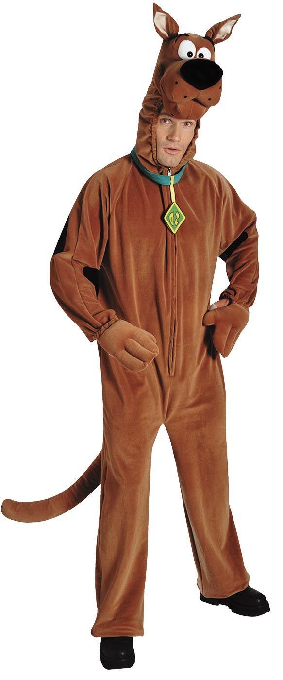 Envie d'une bonne tranche de rire ? Adoptez le déguisement officiel Scooby Doo et devenez le chien le plus drôle de votre prochaine soirée déguisée !