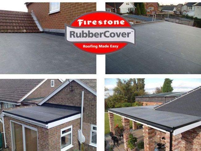 Whether Your A Supplier, A Roofer, A Builder Or A Residential Customer.  Here At ENSOR We Deliver! We Supply A Rubber Roofing Membrane To The  Domestic And ...