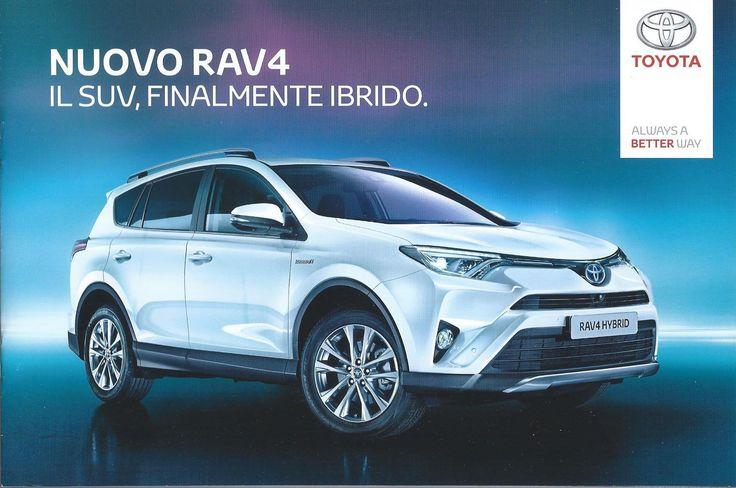 Toyota RAV4 Hybrid (2016)