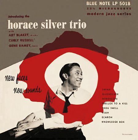 Horace Silver, Blue Note 5018