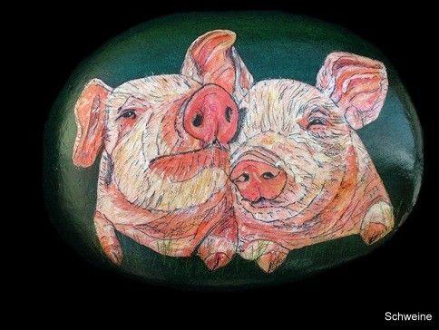 92 besten schweine bilder auf pinterest schweine kleine schweine und schweinchen. Black Bedroom Furniture Sets. Home Design Ideas