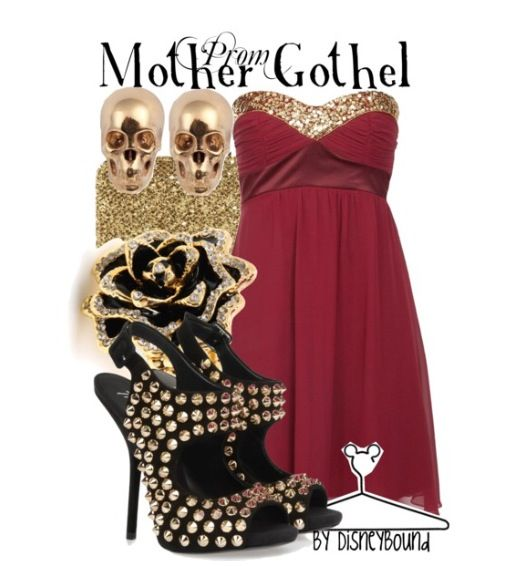 Mother gothel prom