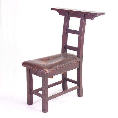 Roycroft Furniture | Rago Arts U0026 Auction Center Image 1 ROYCROFT Meditation  Chair With Long .