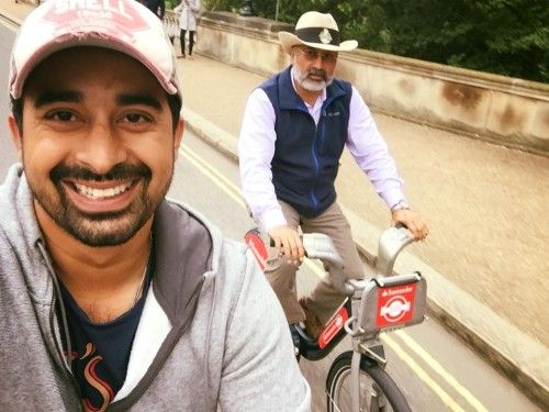 Rannvijay Singh Shares Experience Of Working With His Dad   #RannvijaySingh #Bolywood #BollywoodActor