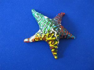 Starfish - small - 25Hx25W