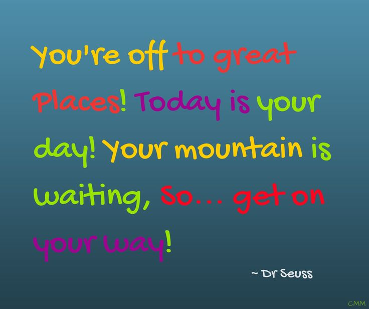 Dr Seuss Mountain Quote: 7 Best Quotes & General Posts Images On Pinterest