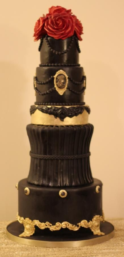 gothic wedding cakes pictures 17 best images about cakes on skull 14882