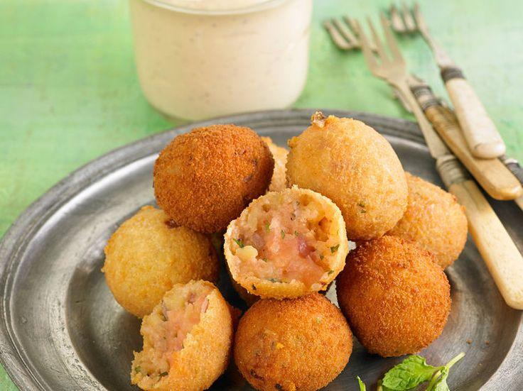 Découvrez La Recette Croquettes De Patates Douces Sur - Cuisine actuelle fr