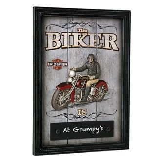 Harley Davidson Wall Decor 29 best harley-davidson wall decor images on pinterest | wall