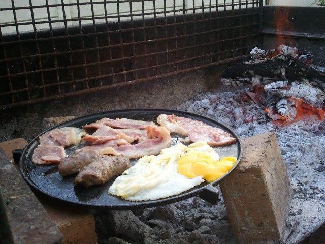 #braai #breakfast #capetown