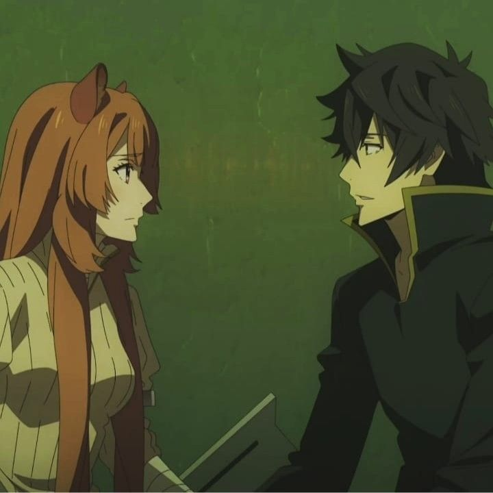 The Best Shipp Anime Wolf Girl Anime Romance Knight Shield
