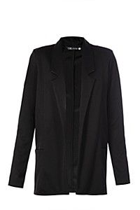 been looking for this..:) #longBlackBlazer#Ilove#MyORWinter
